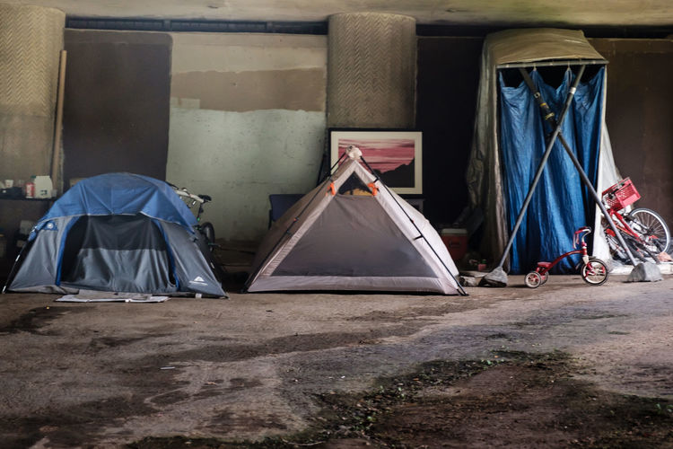 #WashingtonDC #children #eyeemDC #homeless #homelessness #poverty #tricycle Built Structure Domestic Room Outdoors Tent