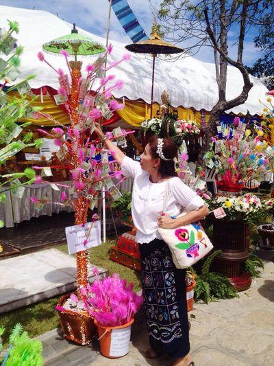#ประเพณีต่านก๋วยสลาก #ต่านก๋วยสลากวัดเบญ #กรุงเทพ Than Salaka Pat is a tradition of offering things to monks by drawing lots by northern people #thaitraditional Marbletemple ThaiTemple BangkokThailand