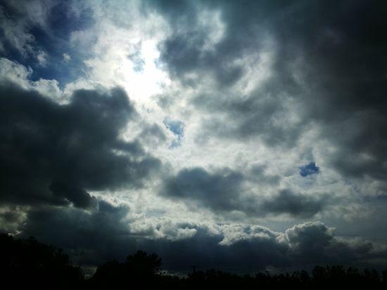 ☁🌧☁Cloud Clouds Clouds And Sky Sky Sun Outdoor Photography Natural Beauty Felhők Taking Photos Beautiful