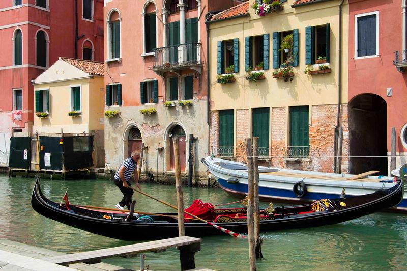 Gondola Canal