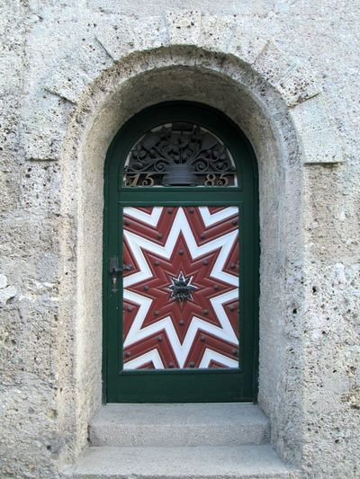 Arch Architecture Built Structure Day Doorway No People Salz