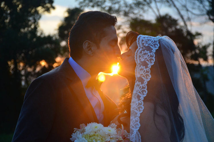 Wedding Photography Wedding Day Nicolasrinconbodas Wedding Dress Boda Bigday Kiss Happiness Wedingsaroundtheword Parejas One Person Adult Adults Only People Lens Flare Young Adult Headshot Day Sunlight Portrait Sun Nature Sunset