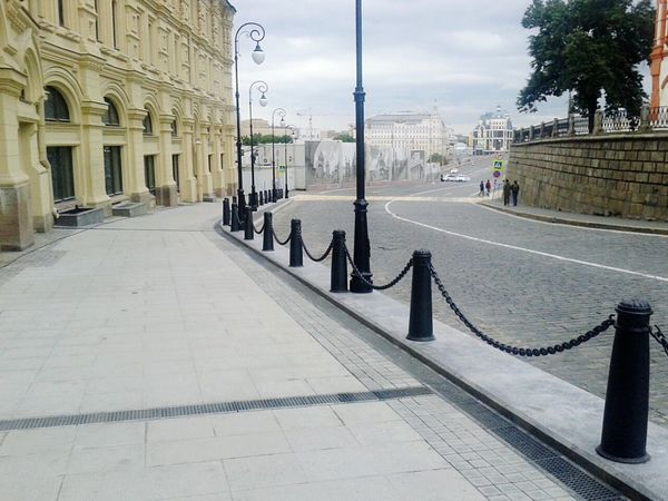 Road Moscow Grey Photooftheday Relaxing
