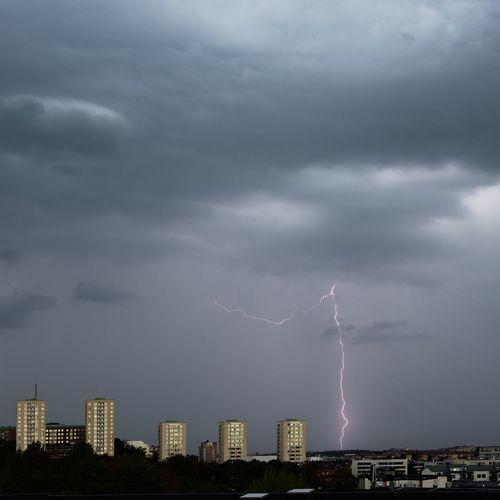 Thunder over