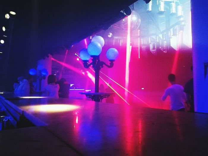 About Last Night Tecnho All Night Long Amazing Place Large Group Of People Music DANCE ♥ Lights