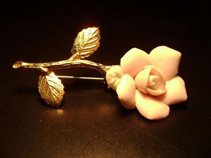 Vintage Floral Lapel Lapel Pin Floral Vintage