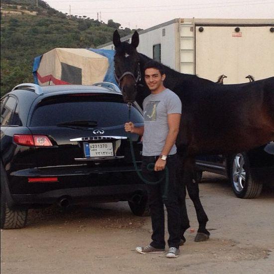 #infiniti #fx35 #horse Horse Infiniti Fx35