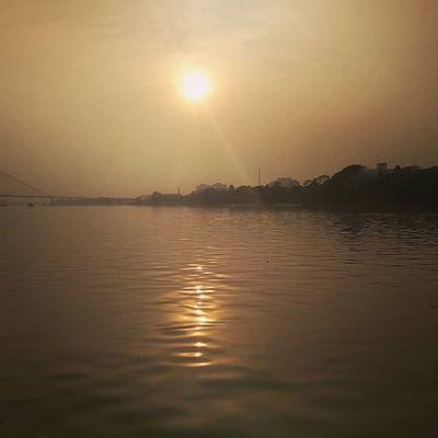 Kolkata Sunset Ferry Longday Longwalk