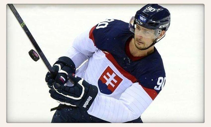 Tomáš Tatar is hockey player in Sochi 2014 :3