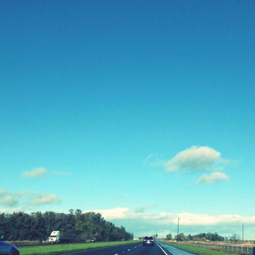 Break in the storm. #travel #roadtrip #holidays