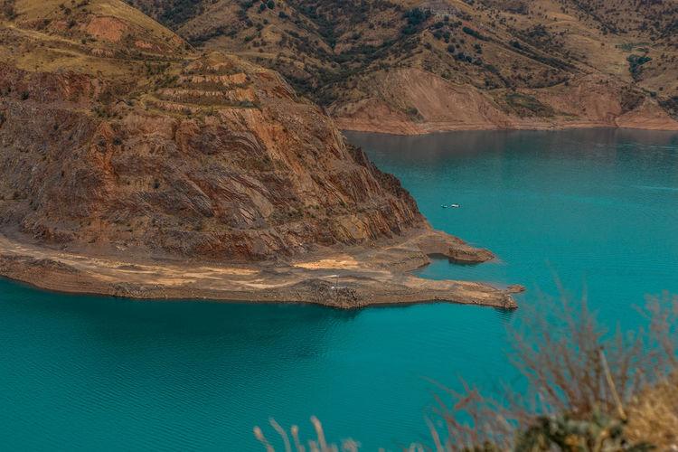 Charvak lakes