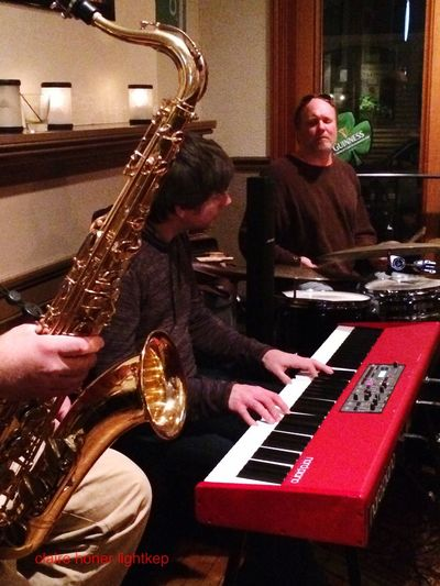 Sunday Night Jazz Jam Larry Taminini Live Music Drums Jazz