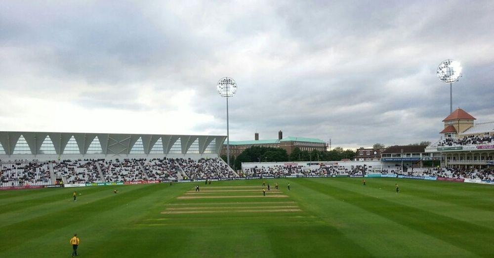 Cricket Cricket! Cricket Field Cricket Match Cricket Pitch Cricket Ground Trent Bridge Trent Bridge Cricket Nottingham