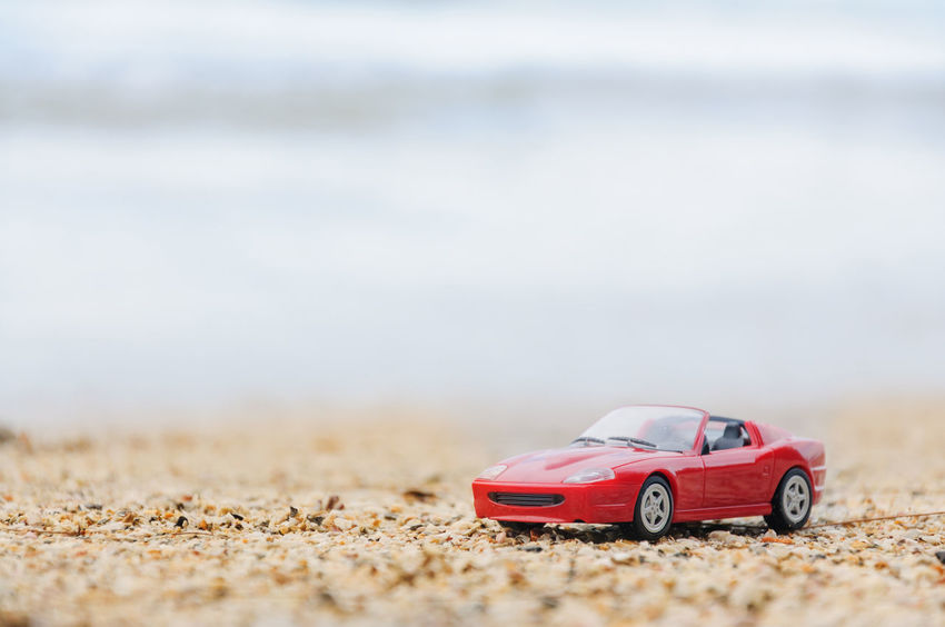 Auto Racing Car Childhood Day Motorsport No People Outdoors Racecar Red Selective Focus Sports Race Toy Car