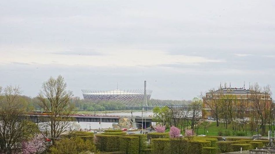 Warsaw Stadium River Vistula варшава Стадіон стадион річка река Вісла Висла