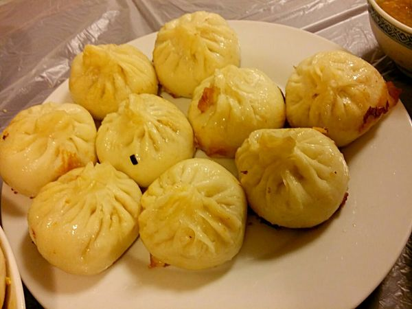 Pan fried pork buns Shanghaifood Food Porn Food♡ Eyeem Food