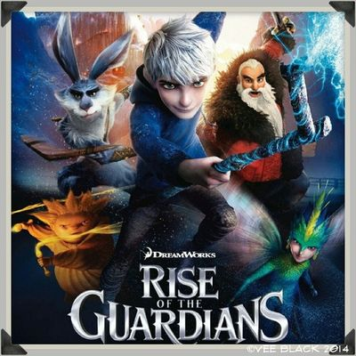 We watched this movie today ☺ It's a beautiful movie. Marchphotochallenge 2014 MOVIE Guardians jackfrost