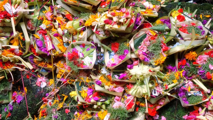 Secret place in Bali Bali Bali Natura Bali, Indonesia Ceremony Colorful Colors Multi Colored No People Offerings Offerings In Bali Purification Tourism Tourisme Tradition Thestreetphotographer2016eyeemawards
