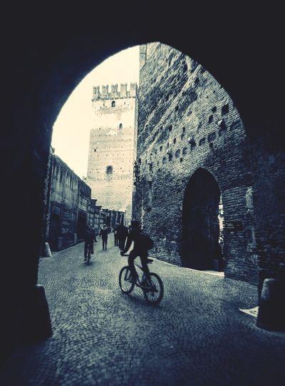 Midevil bikin' Bike Streetphotography