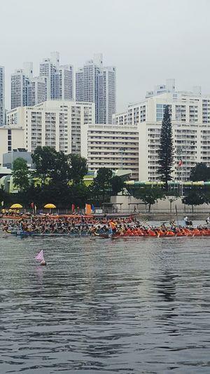 Dragon Boat Festival Hong Kong