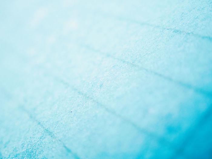 Detail shot of tiled floor