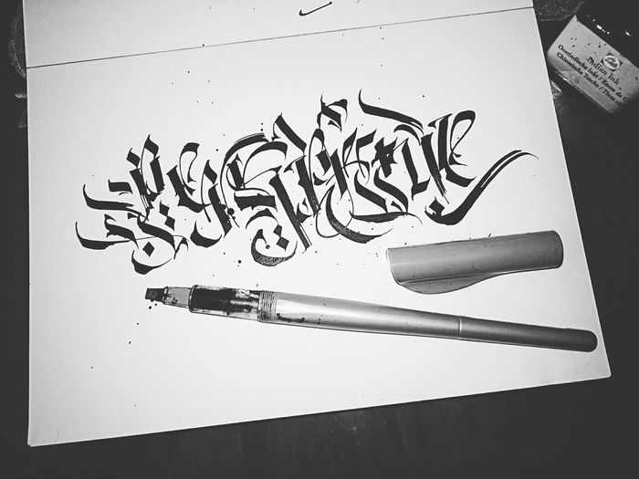 - Perspective - . . . Sometimes, something depands on our Perspective. Perspective Typography Design Words Calligraphy Art, Drawing, Creativity Pen