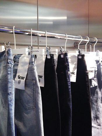 Jeans Shopping Fashion Acne Studios Street Fashion