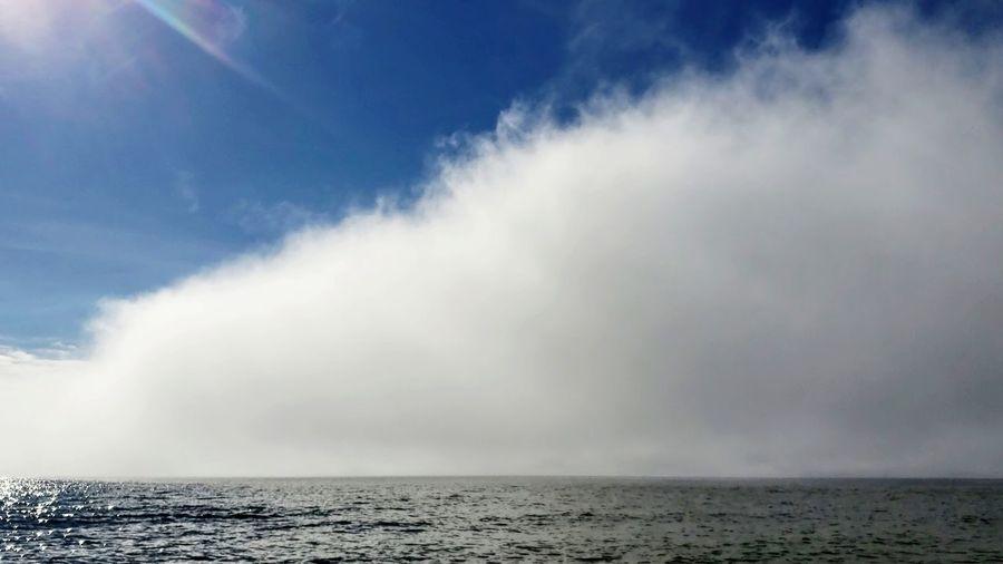 Water Sea Beauty Beach Wave Motion Awe Waterfall Social Issues Sunlight