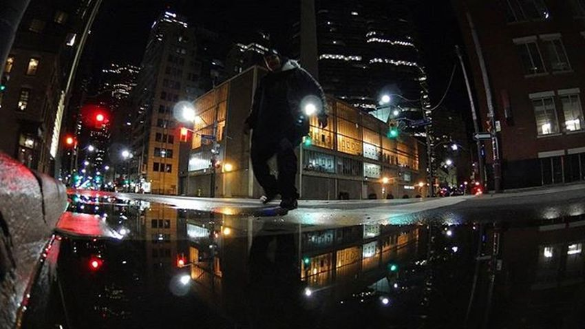 constellation interrupted The6 Citynights Toronto Streetphotography Citylights Reflection Lights City Perspective Lifeofham Viewsfromthe6