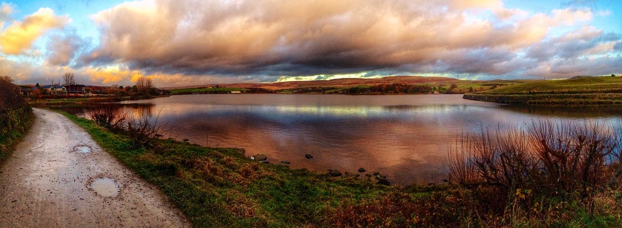 The Great Outdoors - 2015 EyeEm Awards Panorama IPhoneography EyeEmBestPics EyeEm Best Shots EyeEm Eye Em Nature Lover Clouds And Sky Sky EyeEm Gallery