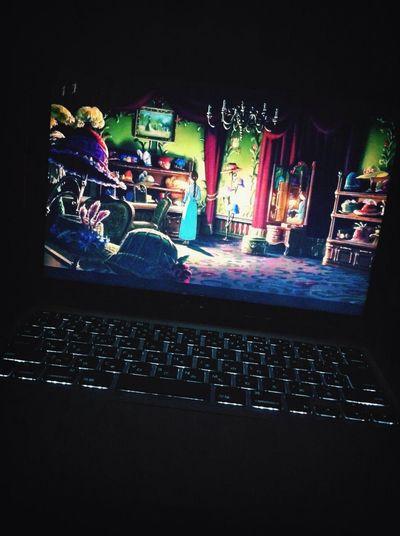?? Movie Night Howl's Moving Castle Ghibli