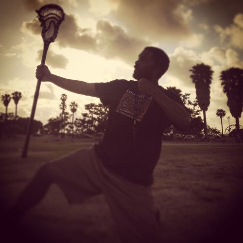 The pose of a warrior. Crooked Arrows Lacrosse Is Life Lacrosse The Creators Game The Medicine Game Creators Game