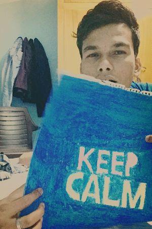 Keep Calm cuz m doin my kaaam :P