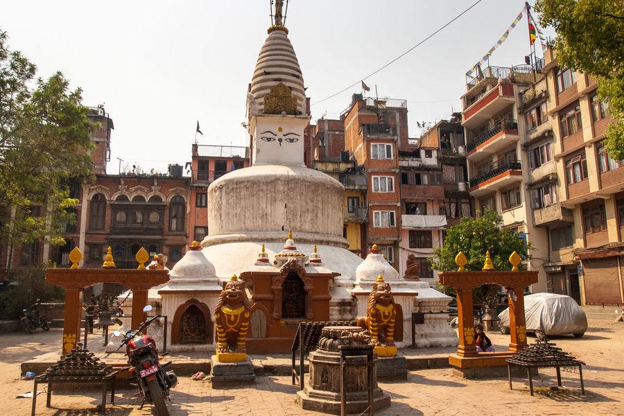 Architecture History Häuser Häuserfassade Kathmandu Kathmandu, Nepal Nepal Religion Spirituality Stupa Temple Temple - Building