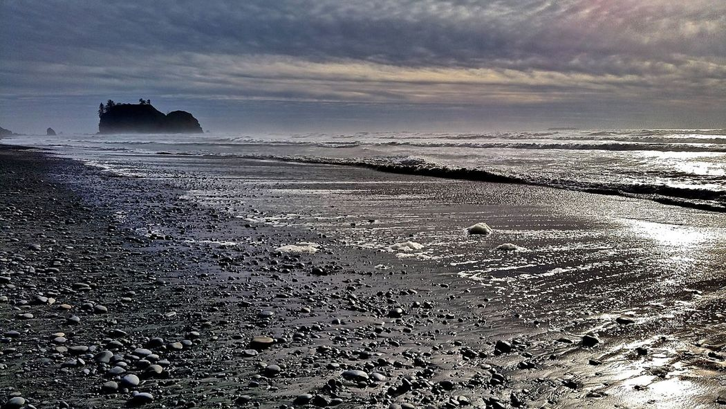 Ruby Beach, Olympic Nationalpark Rubybeach Olympic National Park Beautiful Nature Beatiful Place Sunset Nature_collection Beach Nature_perfection Sea Sea And Sky