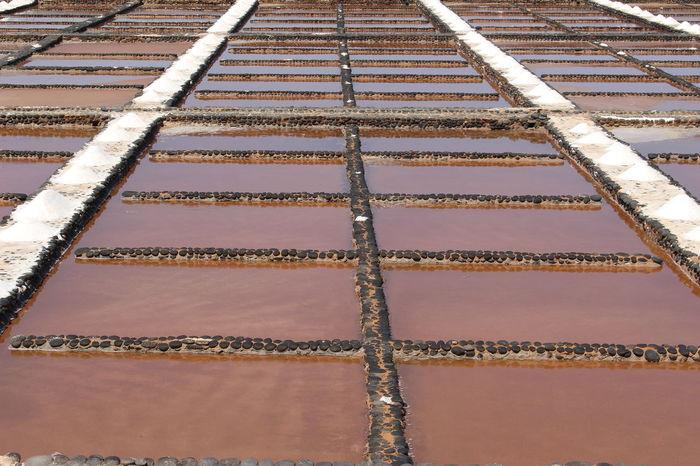 Las Salinas Day Nature No People Outdoors Salt - Mineral Salt Basin Salt Flat Water Rethink Things