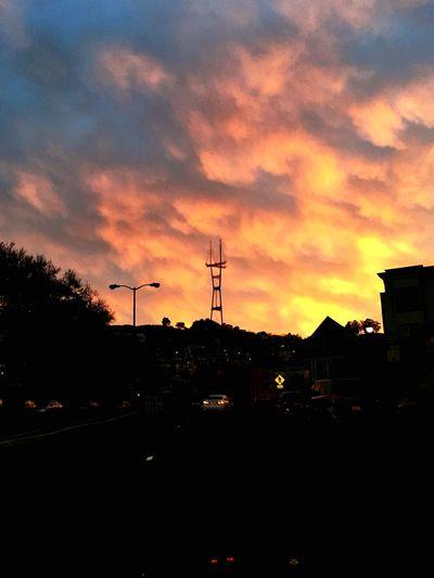 Urban 4 Filter Sutro Sunset Cloudporn
