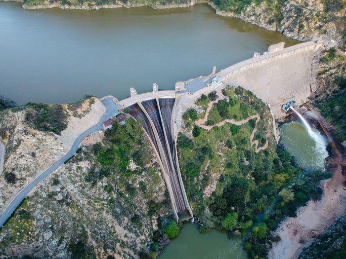 The Dam Water