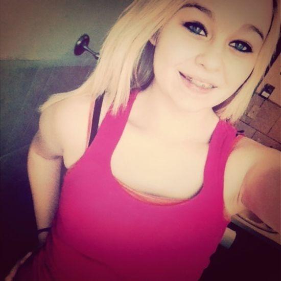 She said I never wanna make you mad, I just wanna make you proud.