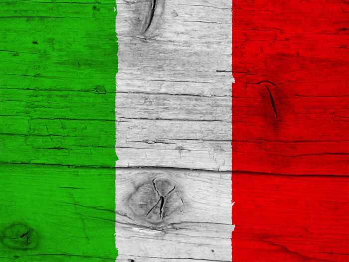 Italian flag Animal Themes Architecture Backgrounds Close-up Day Green Color Italy Italy Flag Nation Nature No People Outdoors Red Rome Rome Italy State Textured  Wood - Material