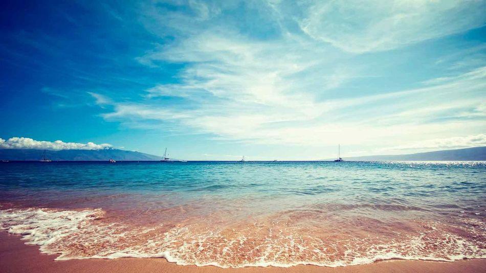 Life Is A Beach Beach Sea And Sky Sea