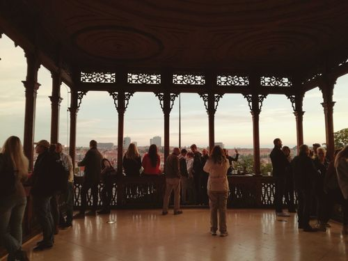 Indoors  People Large Group Of People Silhouette Travel Destinations Architecture Sunset Day Skyviewers Sky Porn Architecture Sky And City Prague Prague Czech Republic Grebovka Praha ❤️ Skycollection Sky Photography Cityscape Building Exterior Built Structure Skyview Sky City Outdoors