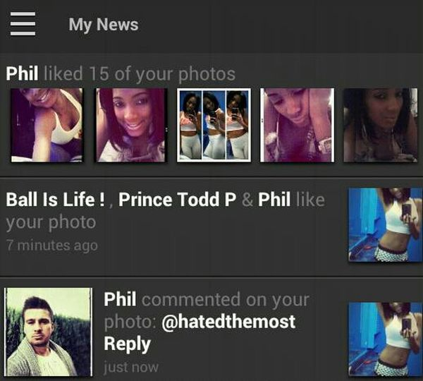 S/O @Phil for showing sum love (;