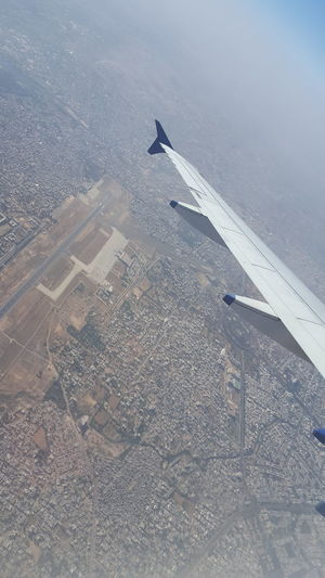 Aerial photography of Jaipur - see the airport, runway and aeroplanes Airplane Runway Beauty In Nature Aerospace Industry Airplane Wing Outdoors Aerial Photography NIKON D5300 Nikon Photography Jaipur City Jaipur, India Commercial Airplane Eyeem Market Eyeem Photography EyeEm Gallery Eyeemphotography EyeEm Vision EyeEm Best Shots Hello World EyeEm Beauty In Nature Travel Aircraft Wing Air Vehicle Full Frame