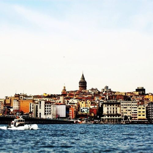 Istanbul GalataBridge Galatatower Galatakoprusu galatakulesi eminonu marmara manzara nature color hdr hd life karakoy