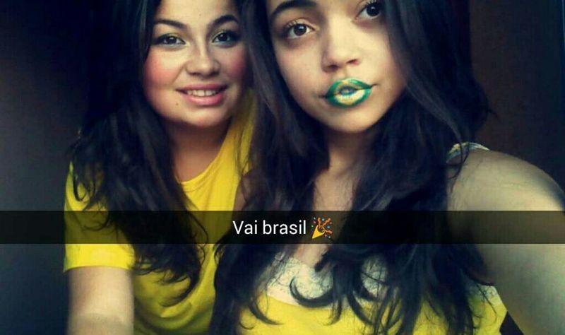 Vai Brasil Copa Del Mundo VamosPraCimaMajor CopadoBrasil Beauty