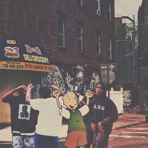 Doug Shmoney NicktoonsInNY Pt. 2 Doug Newyorkcity BobbyShmurda