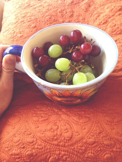 Grapes Yum Food