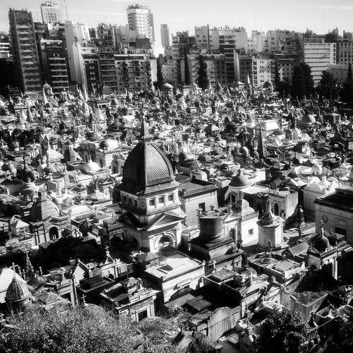 Recoleta, , Argentina Recoleta Cemetery Blackandwhite The Great Outdoors - 2017 EyeEm Awards Religion Statues/sculptures