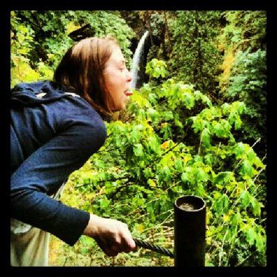 Fmsphotoaday Day 1, Where you stood. Eagle Creek/Falls. Portland. Insta_underdog Instafy Instalove instagram thisiswhatigwasmadefor igaddict igers projectlookup picoftheday photoaday
